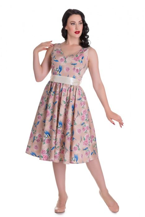 Lacey 50'S Dress