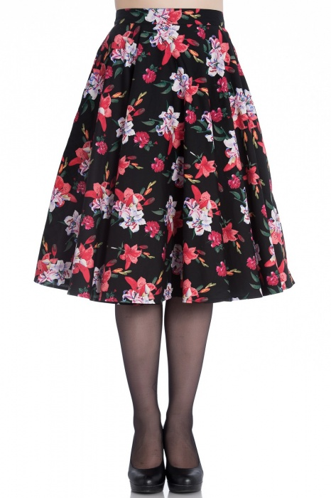 Liliana 50's Skirt