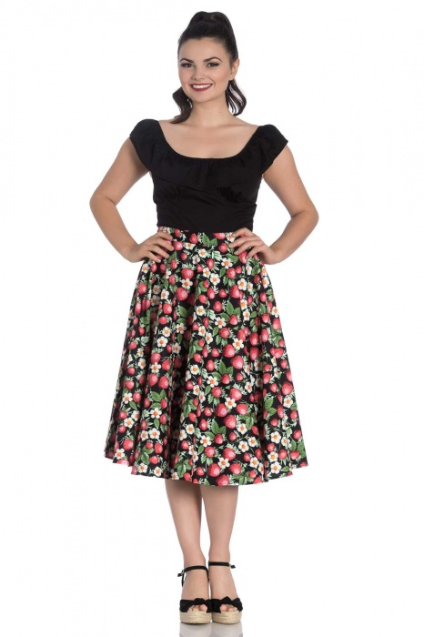 Strawberry Sundae 50's Skirt