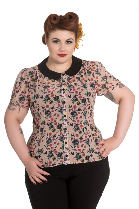 WITCHY BLOUSE