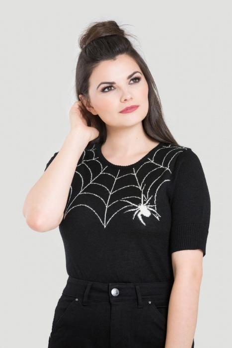 Black Widow Jumper
