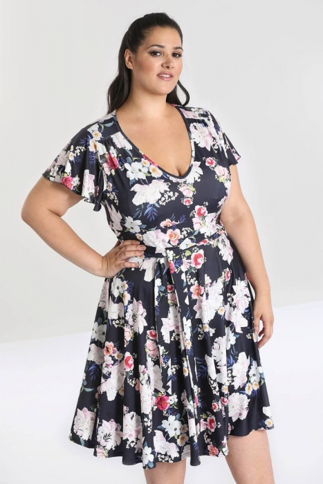 Tussy Mussy Dress Plus Size