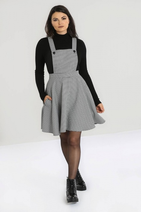 Harvey Pinafore Dress Plus Size