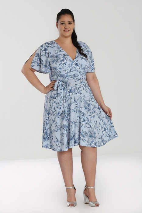 Samba Mid Dress Plus Size