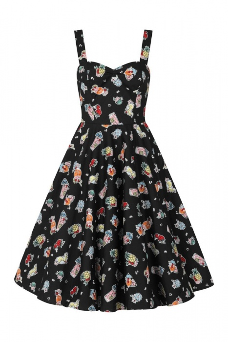 Tiki Treat 50's Dress