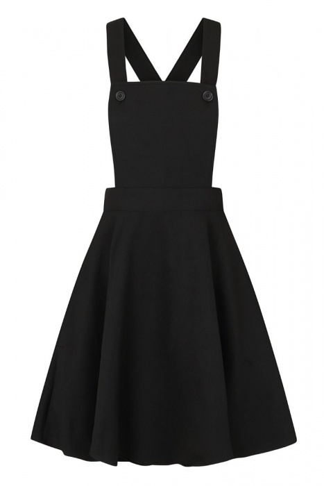 Amelie Pinafore Dress Plus Size