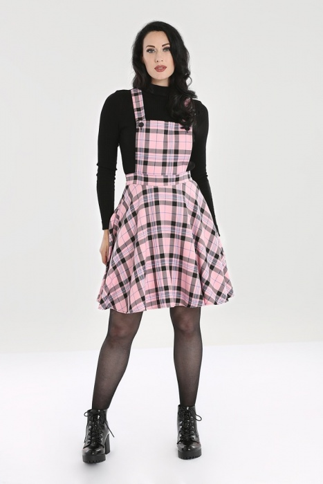 Dalston Pinafore Dress