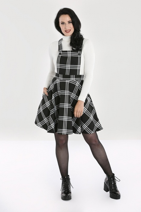 Piper Pinafore Dress
