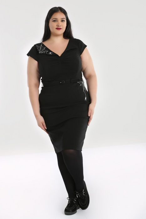 Miss Muffet Pencil Dress