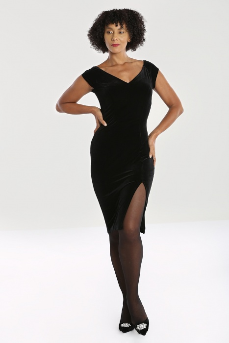 Film Noir Pencil Dress