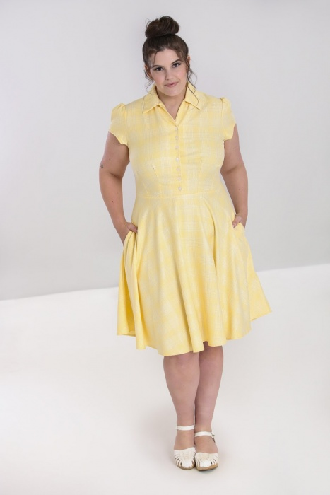 Joy Mid Dress Plus Size