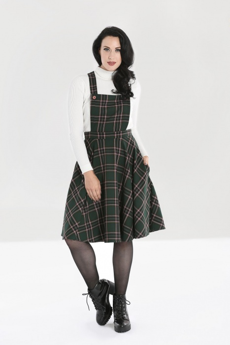 Miles Pinafore Dress
