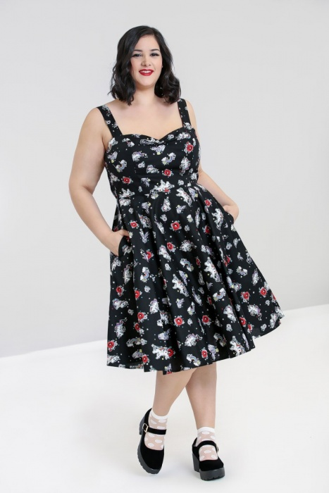Star Catcher 50's Dress