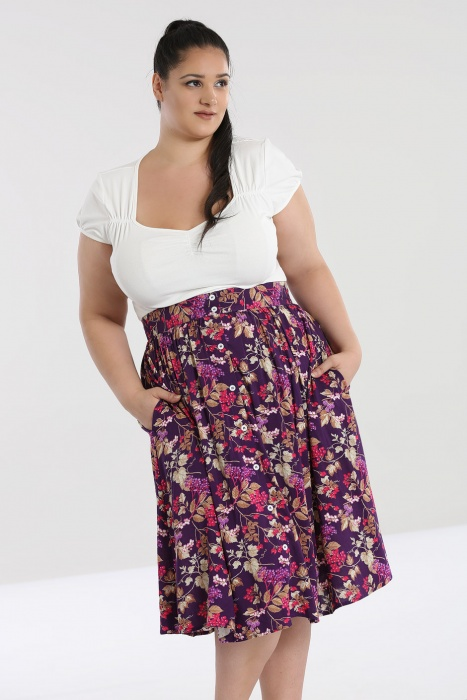 Berry Crush Skirt