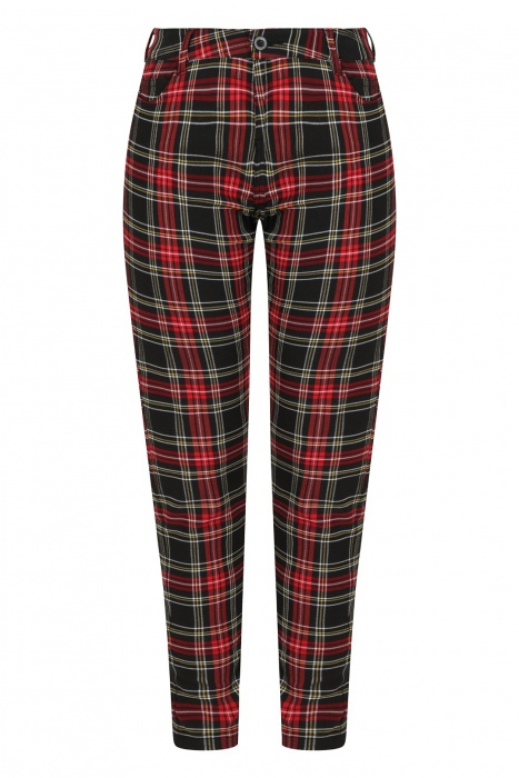 Clash Skinny Trousers