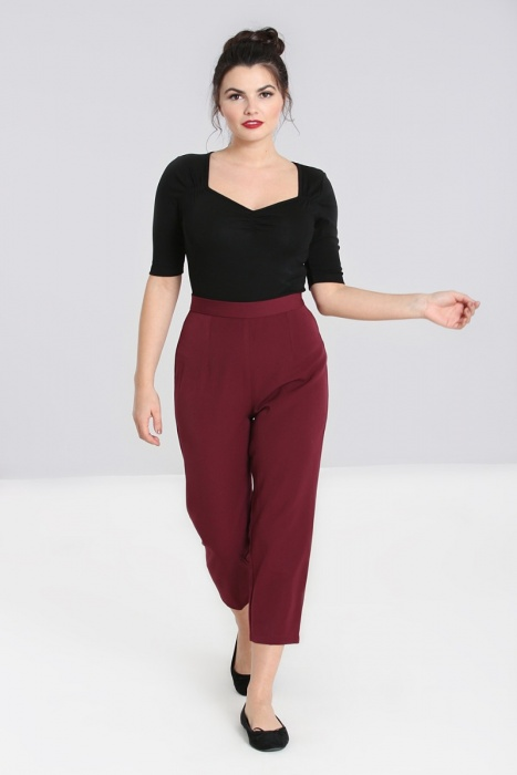 Carlie Cigarette Trousers