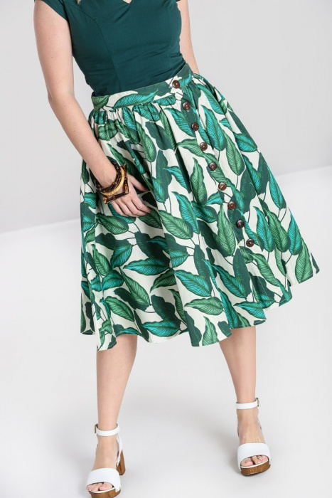 Rainforest 50's Skirt