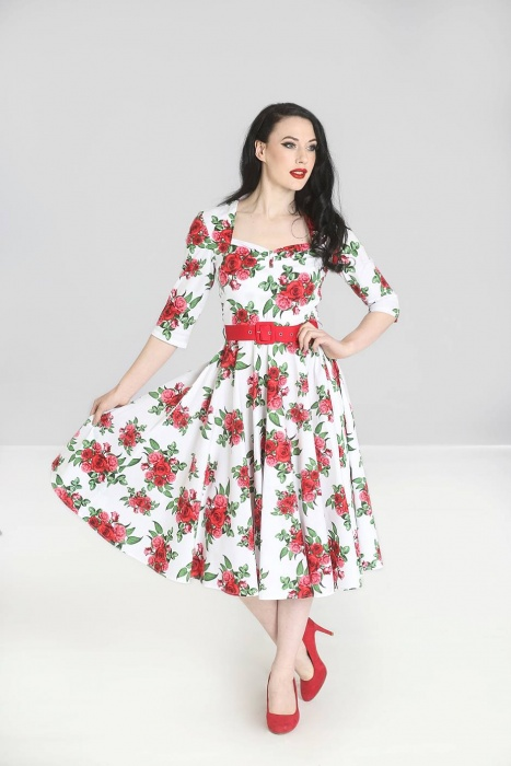 Eternity 50s Dress