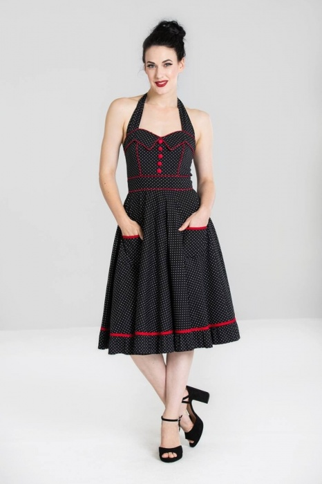 Hell Bunny Vanity Dress