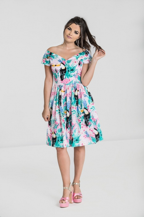 Raphaella Mid Dress