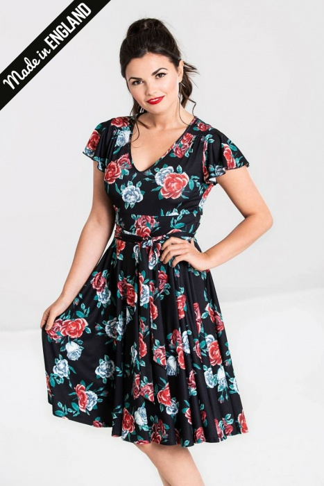Abigail Rose Dress Plus Size