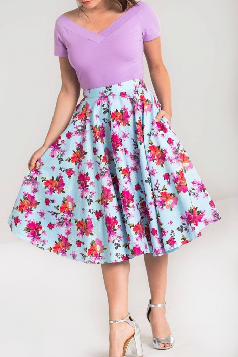 Alyssa 50's Skirt