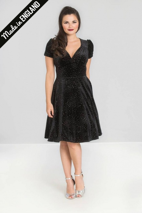 Glitterbelle Dress Plus Size