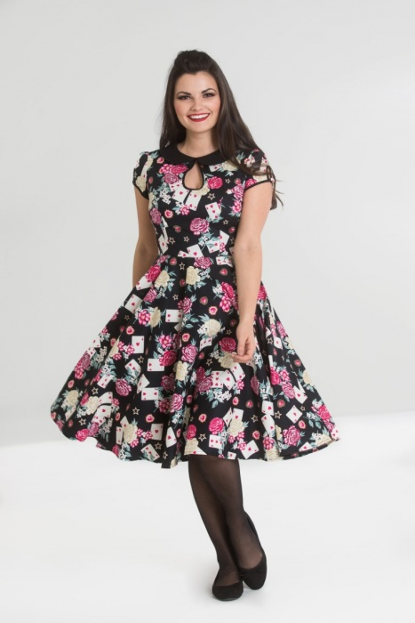 Queen Of Heart 50's Dress