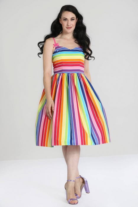Over The Rainbow 50's Dress