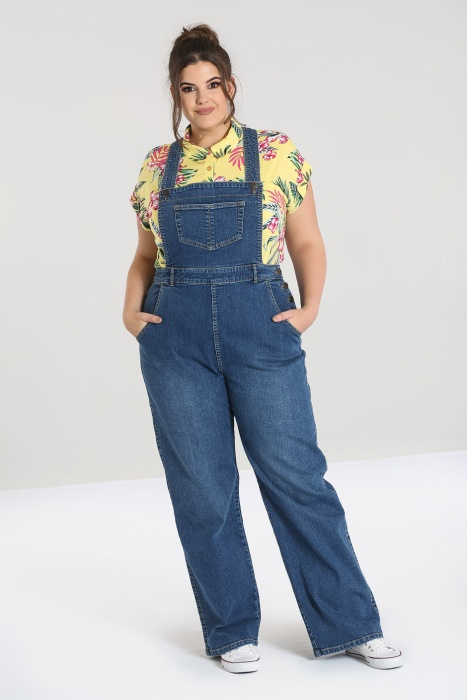 Betty Bee Denim Dungaree