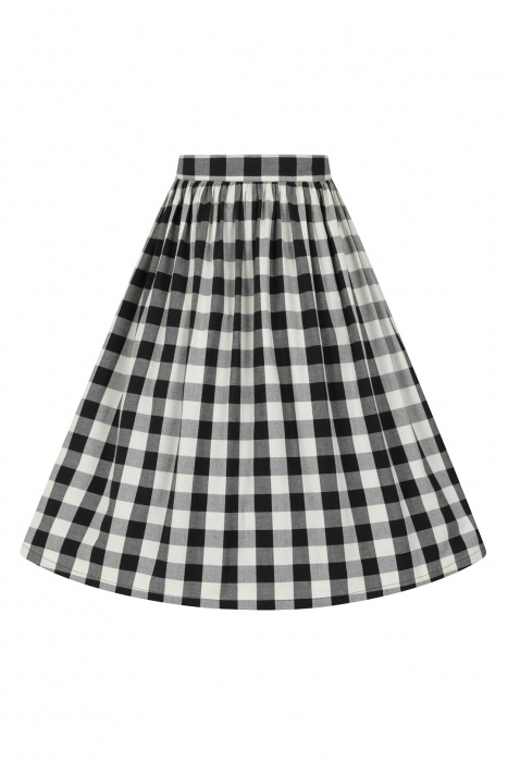 Victorine 50's Skirt Plus Size