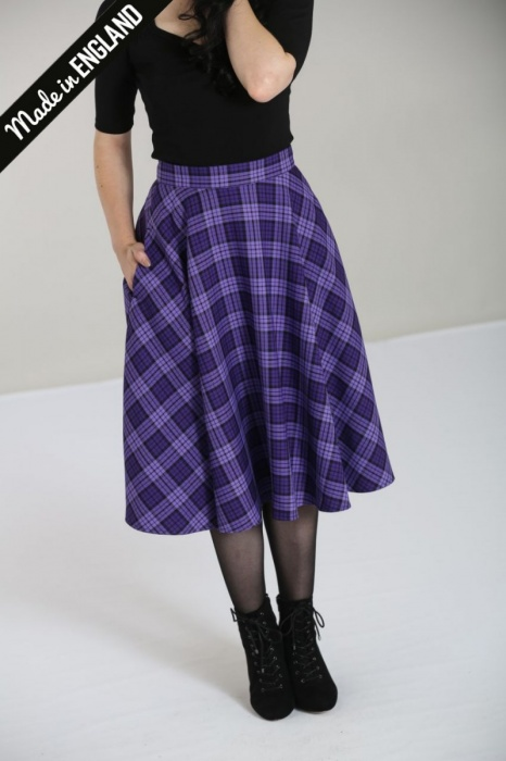 Karine 50's Skirt Plus Size