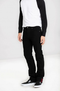 SLIM JIM JEANS BLACK