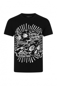 Cosmos t-shirt Black